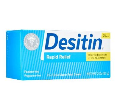 How to Get Desitin out of Clothes