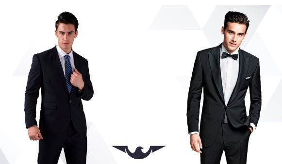 What is the Difference between a Suit and a Tuxedo