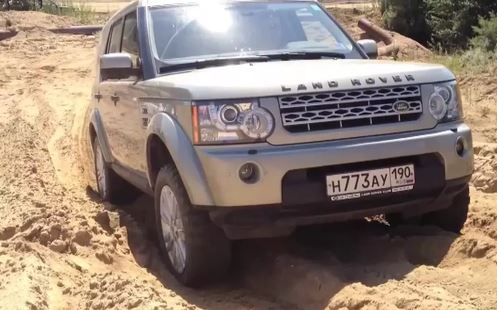 What is the Difference between a Range Rover and a Land Rover