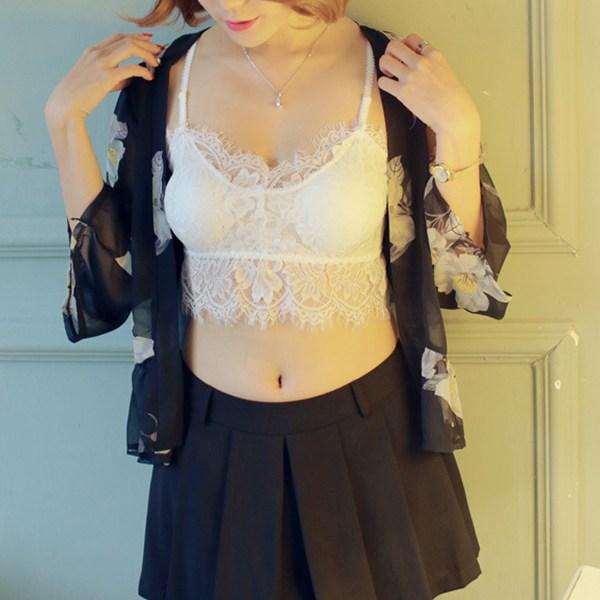 %craziya fancy lace bra
