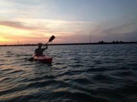 Kayaking in the Florida Keys