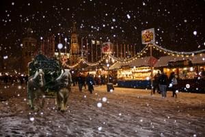 Christmas markets - Weihnachtsmaerkte