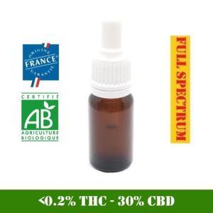 huile cbd 30% full spectrum