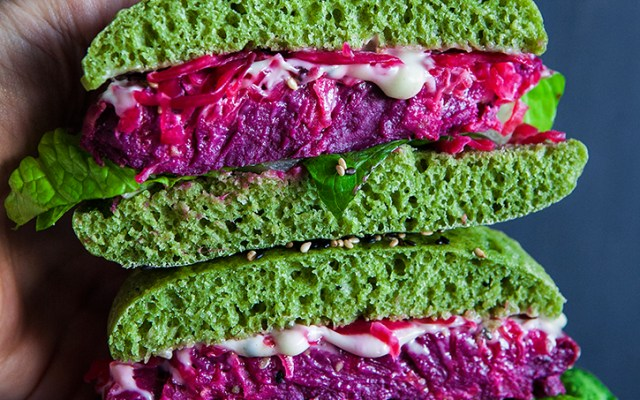 Eat the Rainbow. 10 Insanely Colorful Dishes Made Using natural Homemade Food Coloring.