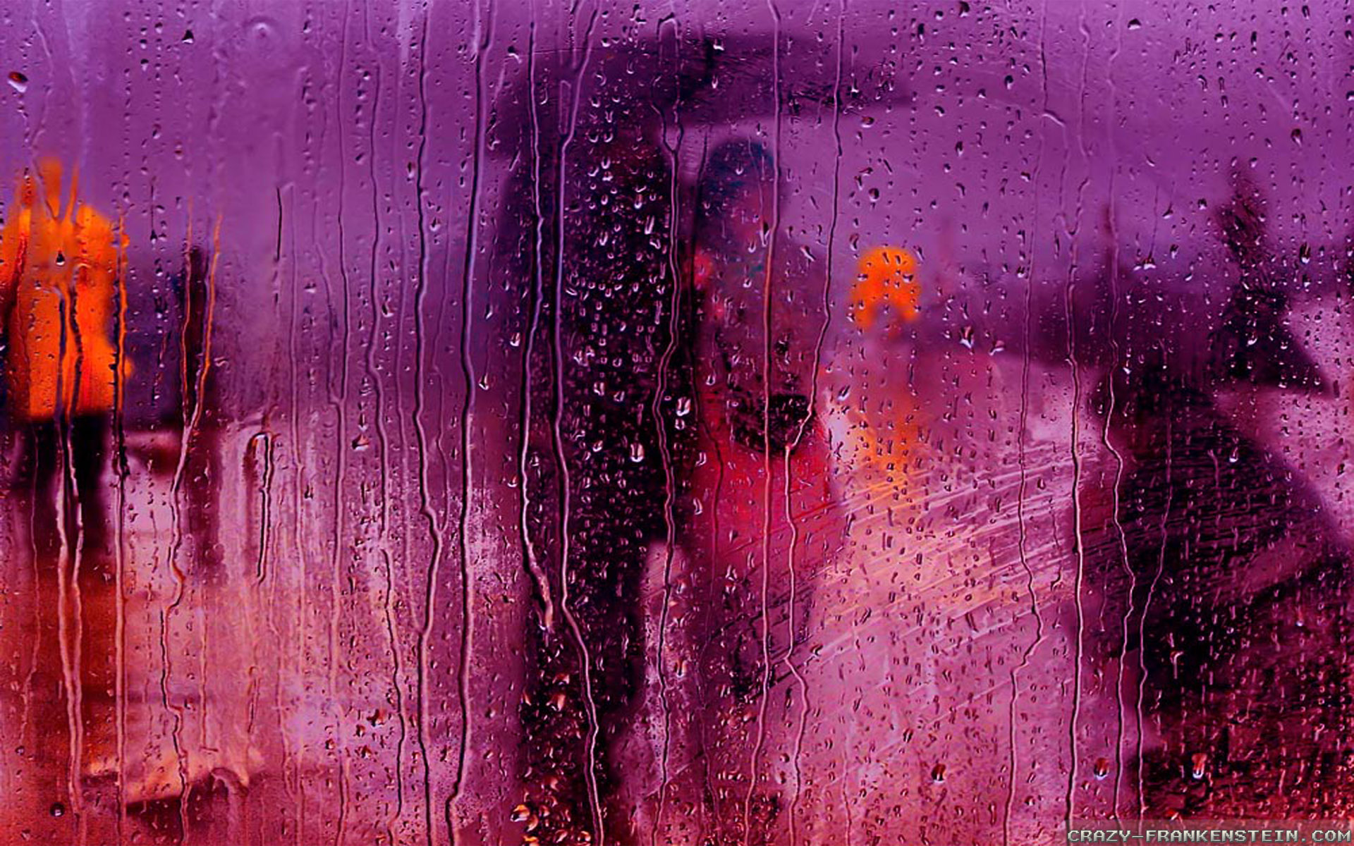 Romantic Kiss Wallpapers With Quotes Love Rain Wallpapers Crazy Frankenstein