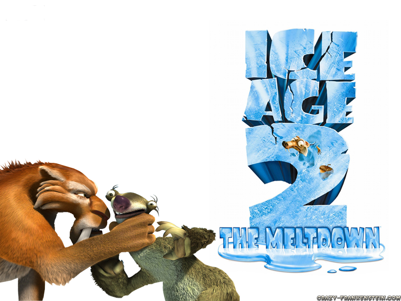Wallpaper: Ice Age 2 - wallpaper 3. Resolution: 1024x768 | 1280x960