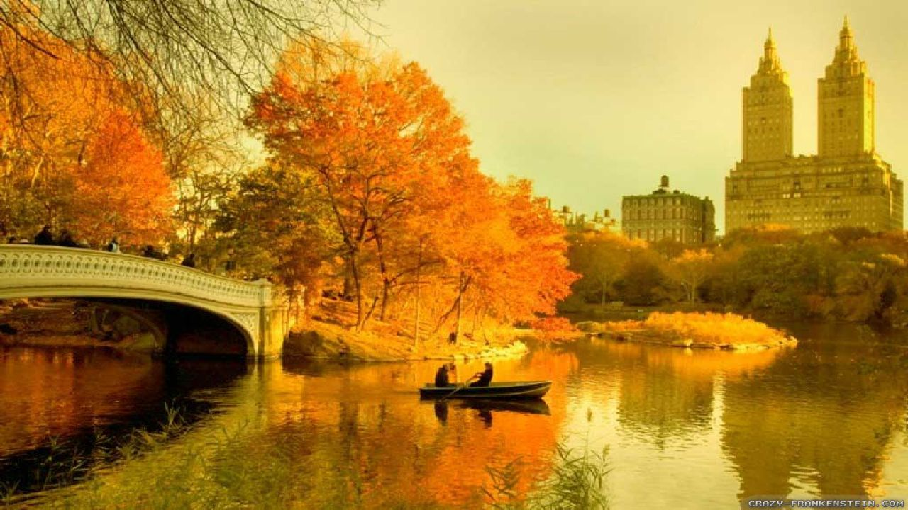 1920x1080 High Res Fall Wallpapers Autumn In New York Wallpapers 2 Seasonal Crazy