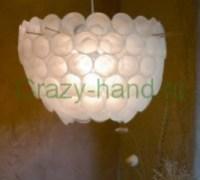 Абажур своими руками из пластиковых стаканчиков