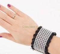 Как сделать браслет своими руками из пояса
