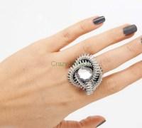 Кольцо своими руками из молнии