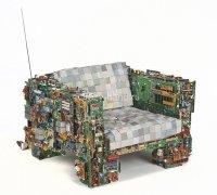 Двоичные стулья