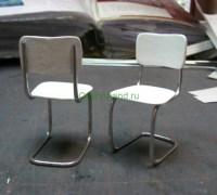 Как сделать кухонный стул для кукольного домика
