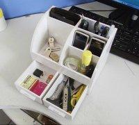 Как сделать органайзер из картона