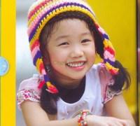 Детская шапка «Радуга»