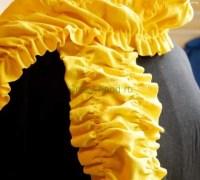 Шарф из футболки своими руками