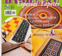 Журнал: Вязанные ковры