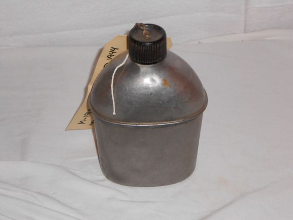 M1942 Stainless Steel Canteen dated 1943