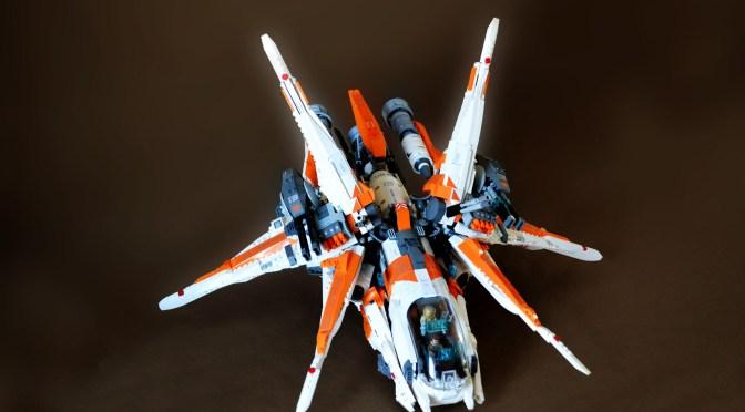 Merkabah – Space Gunship
