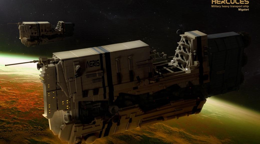 Hercules Spaceship
