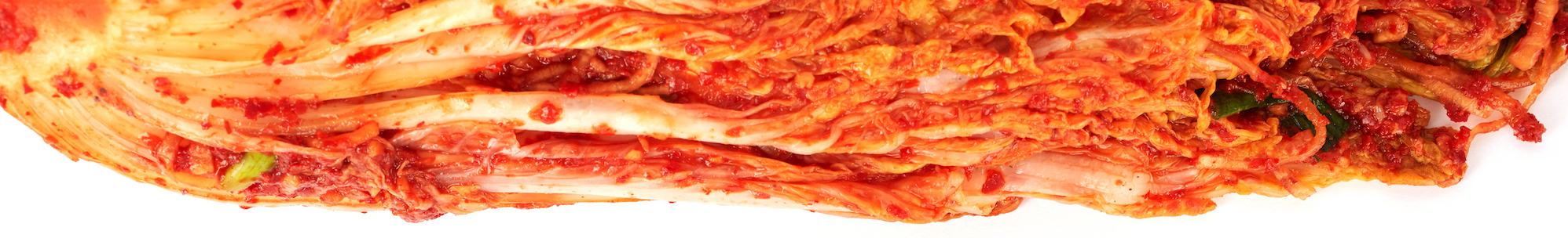 What is kimchi