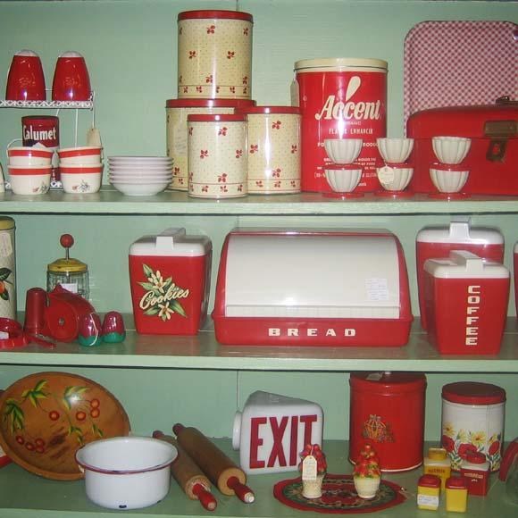 Retro Kitchen  Pinup, Antiques, Fashion, Collectibles