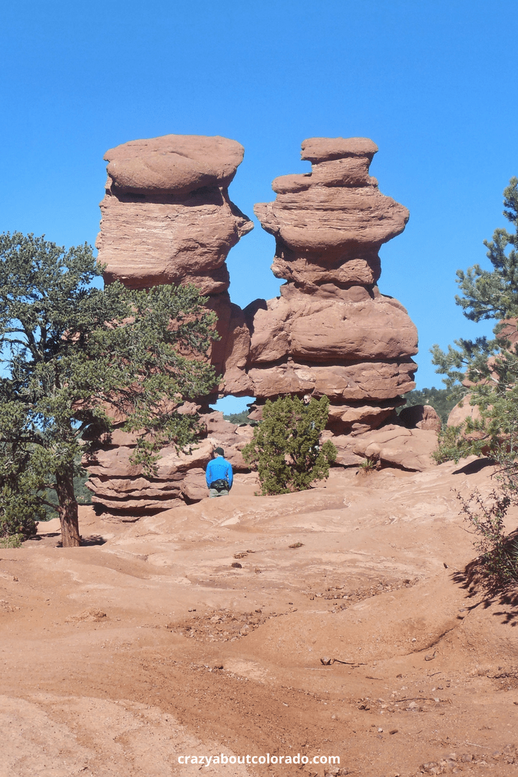 Incredible Hiking Trails Within Garden Of The Gods Crazy About Colorado
