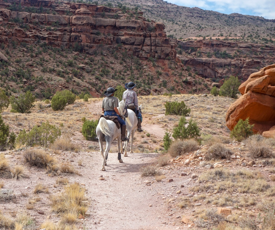 Horseback riding in Dominguez Canyon, Hiking trails in Colorado, Colorado hikes, day hikes in Colorado, Family friendly hikes in Colorado, off the beaten path in Colorado, Colorado adventures, Western slope, hikes near Grand Junction Colorado, Fruita Colorado, Delta Colorado, Gunnison river,