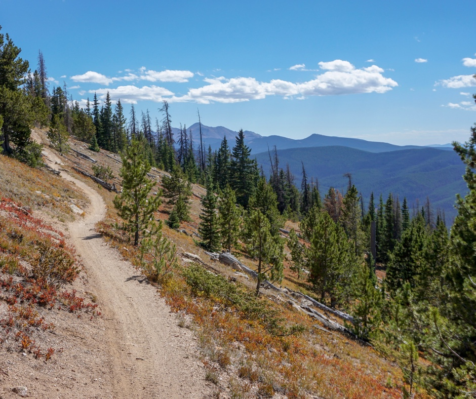 Colorado Hiking trails, Monarch Pass, Hikes near Salida Colorado, Hikes near Gunnison, Monarch Pass hiking trails, Monarch Crest Trail, MTB trails in Colorado, CO hikes, hikes above timberline,