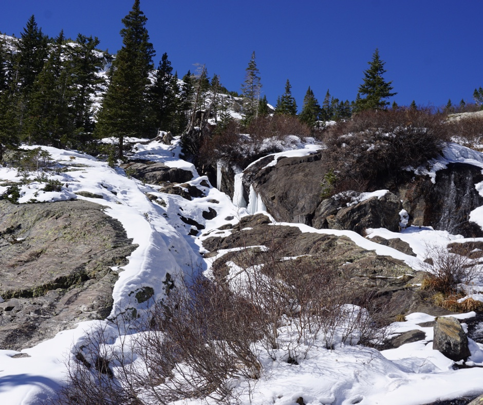 White Falls Waterfall, White Falls Loop, McCullough Gulch Trail, Breckenridge CO, Colorado hikes, Colorado hiking trails, Hikes near Breckenridge, Blue River Colorado, Family day hikes, day hikes in Colorado, best hikes in Colorado, where to take the kids in Colorado,