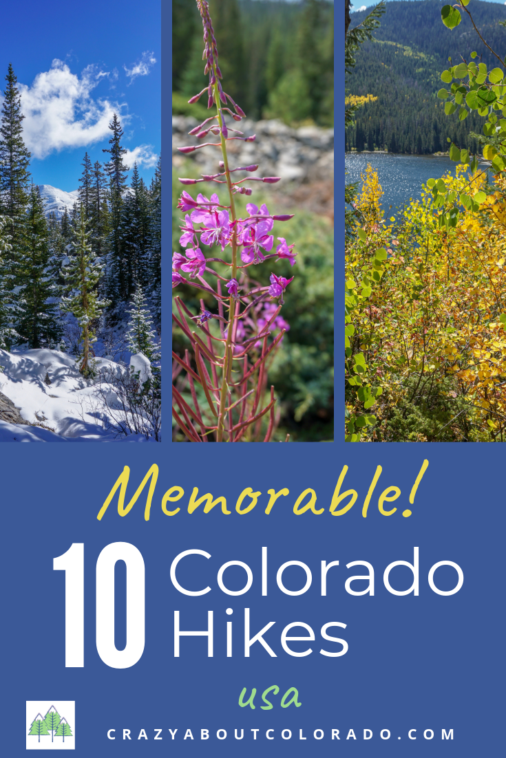 Most popular hiking trails in Colorado, Colorado USA Hikes, Colorado hikes, family friendly hikes, off the beaten path hikes, hiking trails in Colorado