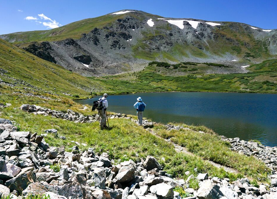 Ptarmigan Lake Trail is Pristine Colorado Hiking