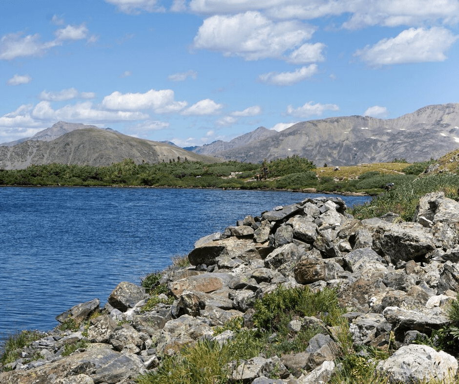 Colorado, USA hikes, Ptarmigan Lake trail, hikes near Buena Vista, Cottonwood Pass, hiking trails, day hikes in Colorado, where to hike in Chaffee County, hikes to lakes, hikes above timberline,