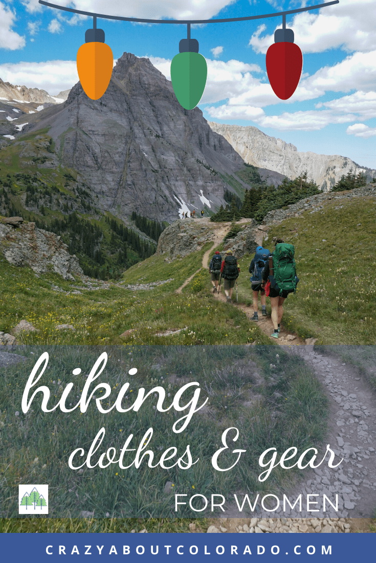 hiking gear, hiking clothes, gifts for hikers, gifts for women, gifts for backpackers, outdoor gifts, hiking essentials, hiking boots, hiking pants, hiking backpack, beanies, snowshoes, gift ideas for hikers