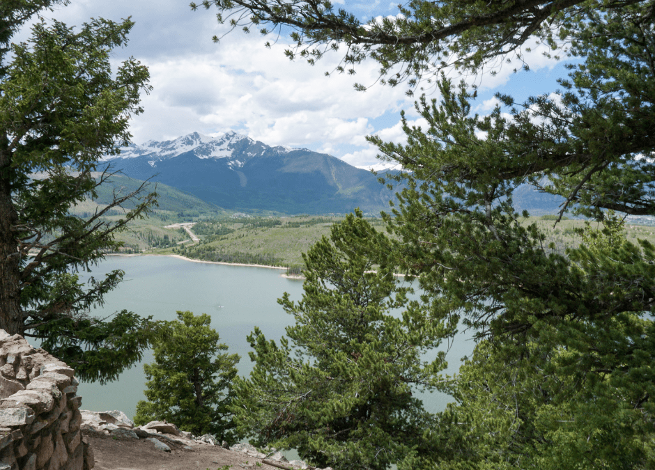 Sapphire Point is Views, Trails & Chipmunks