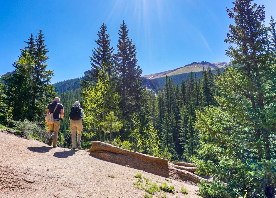 Pikes Peak Region has Awesome Day Hikes