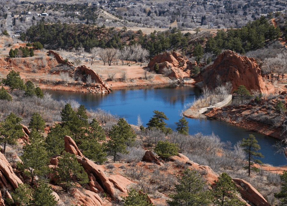 Red Rock Canyon Open Space, Trails from Gentle to Heart-Pumping…