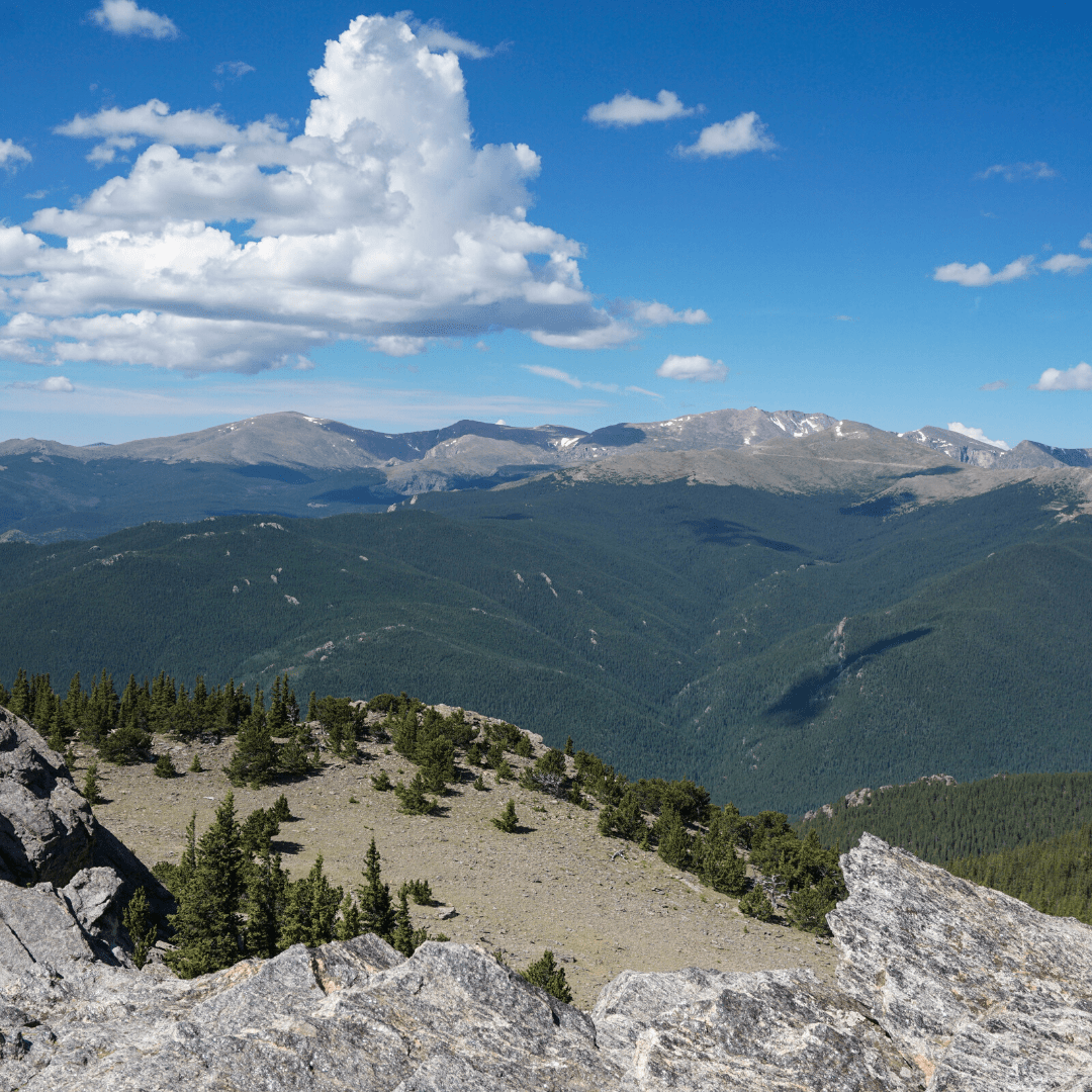 Chief Mountain, Idaho Springs hikes, Evergreen hikes, Colorado, Mt. Evans Wilderness, Summit hikes, best views, hikes with views, Summit Lake, Echo Lake, hikes near Mt. Evans