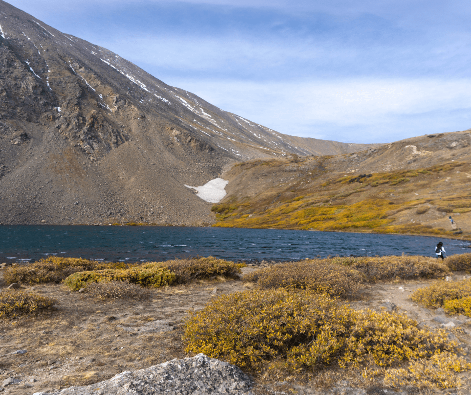 Silver Dollar Lake Trail, Murray Lake, Guanella Pass, hiking trails near Georgetown, Hiking trails on Guanella Pass, day hikes, Colorado hikes,