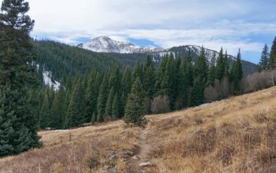 North Ten Mile Creek Trail, an Alpine Jewel!