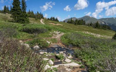 Butler Gulch Trail, Colorado