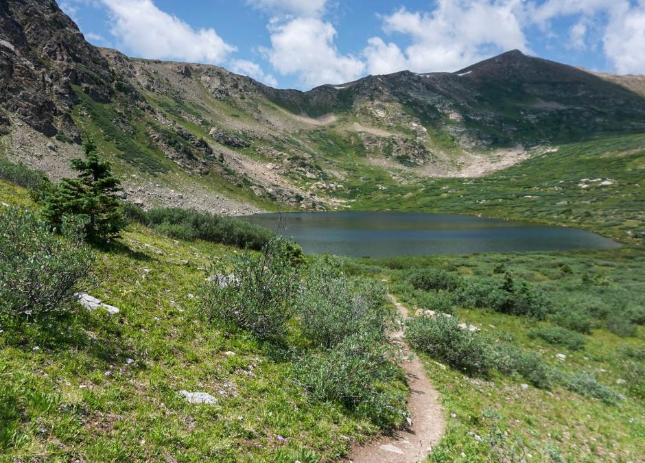 Linkins Lake Trail & Beyond