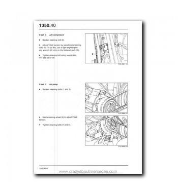 Mercedes Benz Maintenance Manual Cross-country Vehicle