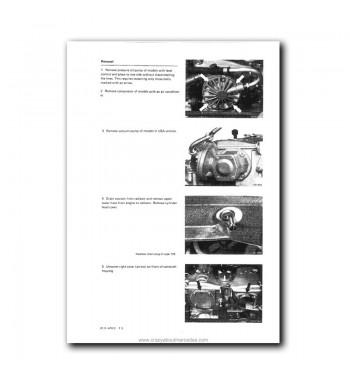 Mercedes Benz Service Manual Engines M 110