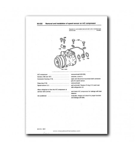 Mercedes Benz Service Manual Automatic Climate Control