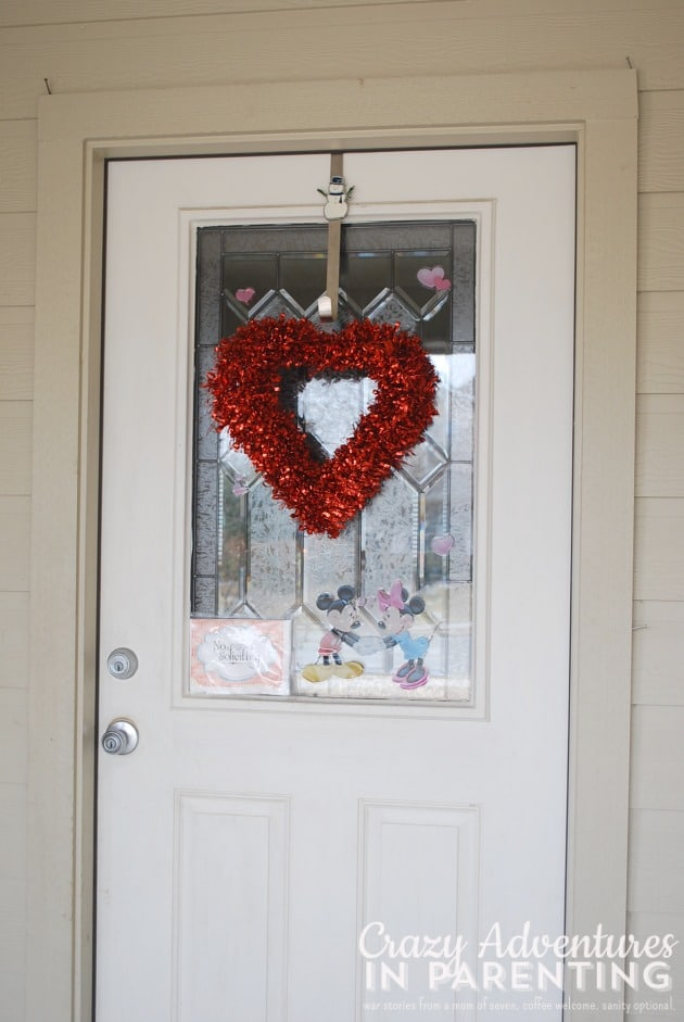 Easy Valentine's Day Decorating Ideas