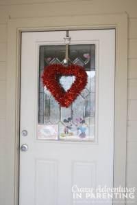 Easy Valentine's Day Decorating Ideas   Crazy Adventures ...