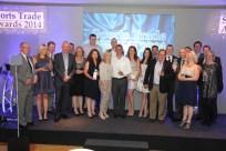 All the STA winners 2014