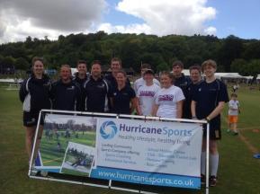 The Hurricane Sports team