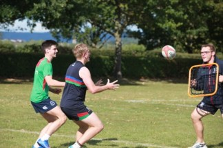 Rugby - Freestyle