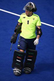 David Harte representing Ireland